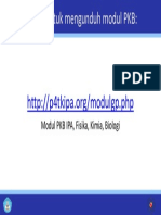Link Modul Pkb Pppptk Ipa