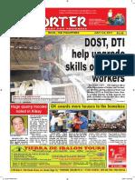 Bikol Reporter July 2 - 8, 2017 Issue