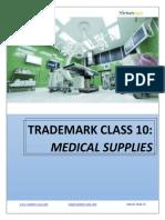 Trademark Class 10