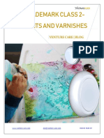 Trademark Class 2-Paints and Varnishes