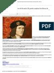 El Hallazgo Del Esqueleto de Ricardo III Puede Cambiar Los Libros de Historia - ABC