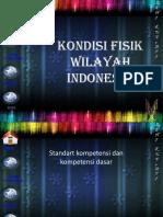 Wilayah Dan Kondisi Penduduk Indonesia