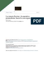 La Ciencia Ficción y La Narrativa Posmoderna_ Hacia La Convergencia