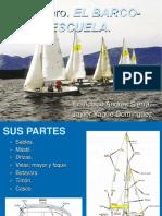 Navegación a vela Ppt