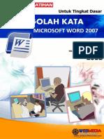 Microsoft Word 2007 ( Untuk Tingkat Dasar )