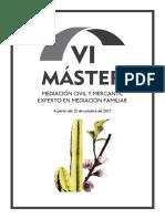 Dossier Difusión Master VI.cdr