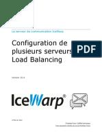IceWarp - V10 - Guide Load Balancing