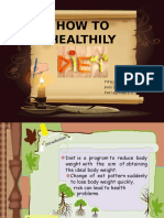 Group 7 How To Healthily Diet - english.pptx