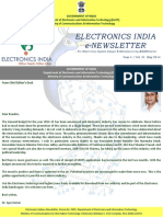 E-Newsletter DeitY May 2014