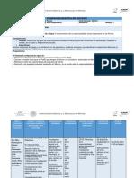 Formato Planeación Didáctica Unidad 2