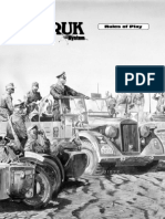 Advanced Tobruk Game Core Rulebook 3 07