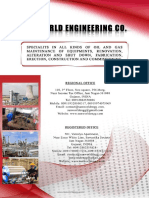 Sunworld Engg. Company Profile.