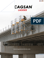 Cagsan Ladder System Catalog