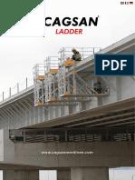 Cagsan Ladder System Catalog
