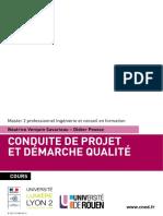 Conduite_de_projet Et Demarche Qualité
