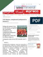 Gazeta Nouă _ CSS Slatina, campioană judeţeană la juniori E.pdf