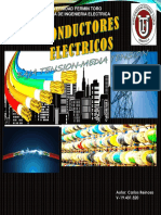 REVISTA CONDUCTORES ELECTRICOS