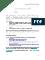 Comunicado Encuesta S Alimentaria Centros