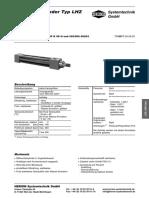 Hs d 0671 Zylinder Typ Lhz