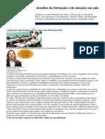 Educação inclusiva -  artigos