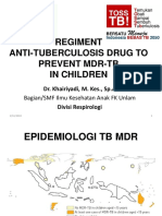 Terapi Penceghan Mdr-tb
