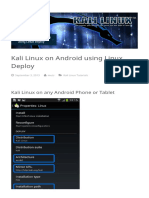 Kali Linux on Android Using Linux Deploy _ Kali Linux