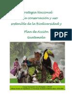 Estrategia Biodiversidad Guatemala