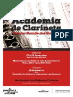 CartazA3_Academia Clarinete Fevereiro