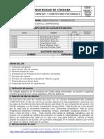 Acta - Desarrollo Empresarial