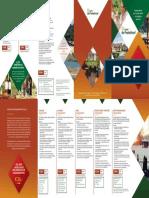 Folder Arrangementen Postelhoef 2018