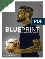 BLUEPRINT Vol VIII - Bengaluru FC vs FC Pune City