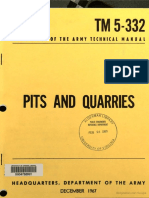PITs and Quarries