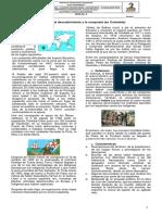 Guía 2 literatura del descubrimiento y la conquista en Colombia 8°.docx