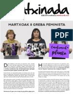 Matxinada Greba Feminista