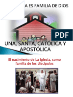 Tema Tv La Iglesia y La Familia
