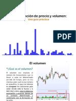 el Volumen en trading