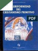 La Pluriformidad Del Cristianismo Primitivo