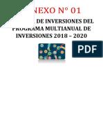 Anexo 1 - Cartera de Inversiones Del Programa Multianual de Inversiones 2018 - 2020 (3)