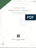Tema 2. James, Emile -Historia Del Pensamiento Económico en El Siglo XX