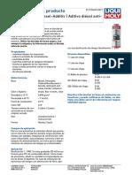 Liqui Moly Aditivo Biodiesel