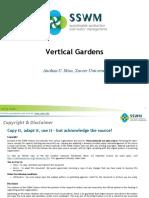 2010 Vertical Gardens