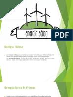 Energia Eolica Presentacion
