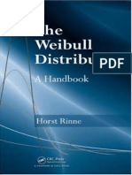 Horst Rinne-The Weibull Distribution_ a Handbook-Chapman and Hall_CRC (2008)