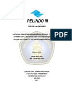 Laporan Magang PT Pelabuhan Indonesia III (Persero) - Manajemen SDM