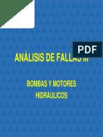 Análisis de Fallas III