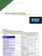 About Utilizitation Biomass