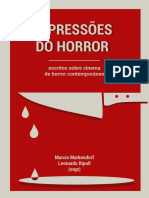 Expressões Do Horror - Marcio Markendorf e Leonardo Ripoll