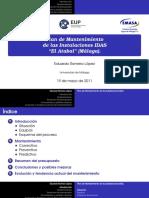 PLAN DE MANTENIMIENTO DE LAS INSTALACIONES .pdf