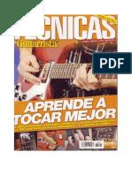Tecnicas Para El Guitarrista (GUITARRA)