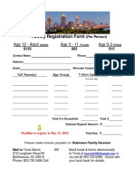 family reunion registration      form-atl 2018 1